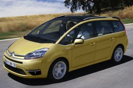 CITROEN Grand C4 Picasso HDi 110 Seduction