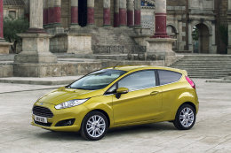 FORD Fiesta 5p 1.0 EcoBoost 100 S/S Trend