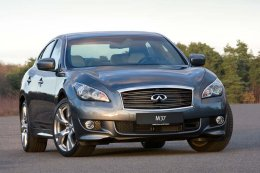 INFINITI Linea M M30d AT Base