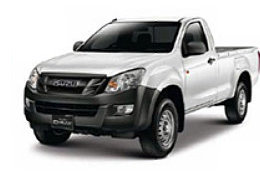 ISUZU D-Max Single