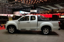 ISUZU D-Max Space