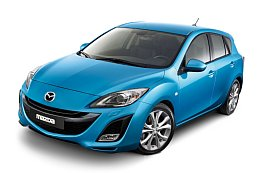MAZDA Mazda3 Hatchback 2.2 CRTD 150 Luxury