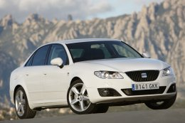 SEAT Exeo 2.0 TDI CR 143 Ecomotive Reference