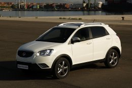 SSANGYONG Korando D20T ECO 4x2  Limited Plus