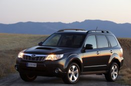 SUBARU Forester 2.0 Bóxer Gasolina Executive