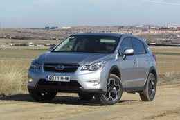 SUBARU XV 2.0i CVT Lineartronic Executive