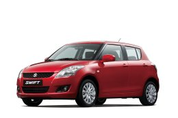 SUZUKI Swift 5p 1.2L VVT GL