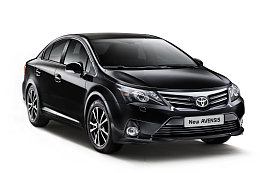 TOYOTA Avensis Sedan 1.8 Valvematic 140 Advance