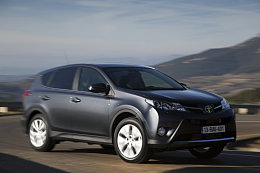 TOYOTA RAV 4 2013 2.0 D-4D 124 4x2 6MT Advance