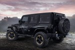 Jeep Wrangler Dragon, el Rubicon chino