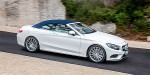 Mercedes Clase S Cabrio 2016, descapotable definitivo