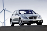 Mercedes Clase S: El Clase S BlueEfficiency para enero 2011